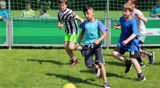 Straßenfußballturnier Jg. 3