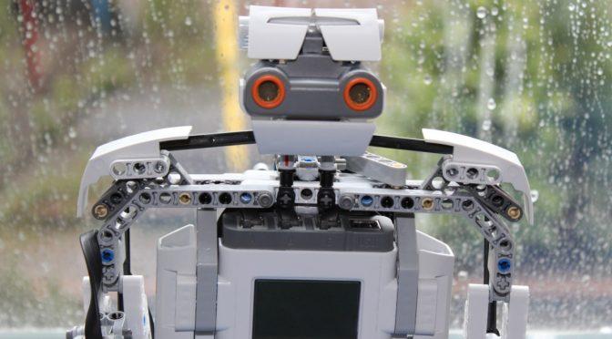 Robotikkurs 2018 / 19