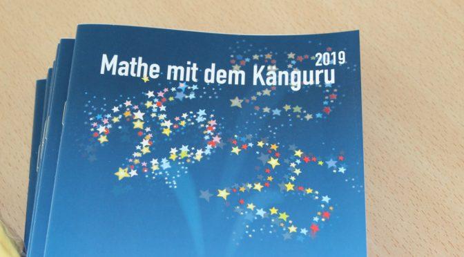 Känguru-Wettbewerb 2019