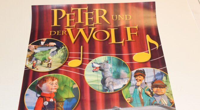 Peter und der Wolf – Unser Weihnachtsmärchen